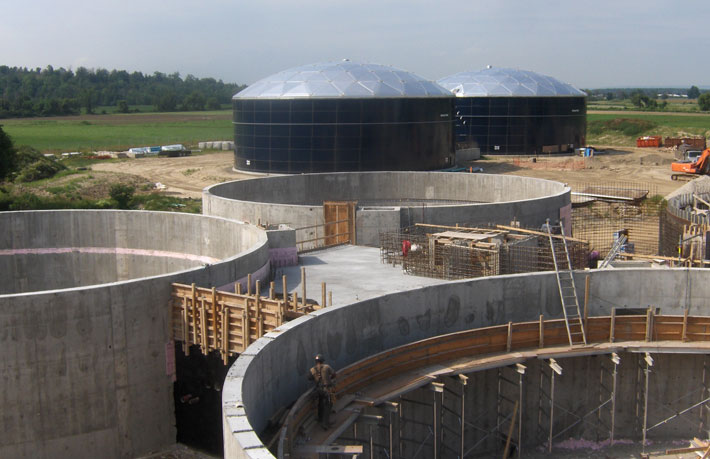Alliston WWTP